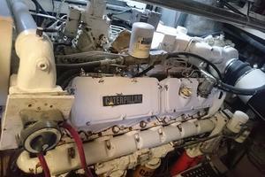 106' Denison Rph 1986 Port Engine