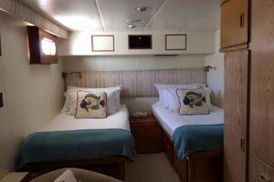 photo of Broward-Raised-Pilothouse-1982-ESPRIT-La-Paz,-Baja-California-Sur-Mexico-Guest-Cabin-387316
