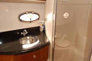 photo of Carver-444-Cockpit-Motor-Yacht-2001-Moon-Shadow-Boston-Massachusetts-United-States-Head-Shower-and-Sink-1015583