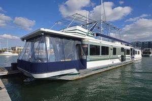 65' Sumerset Houseboat 1993 Main Profile