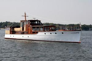 Custom 75' 75 Commuter Yacht 1928 Cigarette