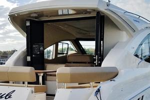 photo of Carver-C37-Coupe-2016-DABDOUB-Falmouth-Massachusetts-United-States-Cockpit-and-Salon-Doors-Open-135478