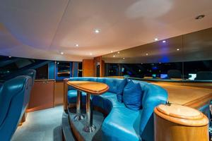 130' Westport Tri-Deck 2003 Pilothouse
