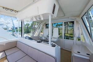 photo of Ocean-Yachts-Super-Sport-Enclosed-Bridge-2000-Stacked-Deck-Jupiter-Florida-United-States-Head-370599