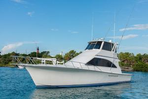 photo of Ocean-Yachts-Super-Sport-Enclosed-Bridge-2000-Stacked-Deck-Jupiter-Florida-United-States-Profile-Deck-Bow-370558
