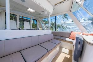 photo of Ocean-Yachts-Super-Sport-Enclosed-Bridge-2000-Stacked-Deck-Jupiter-Florida-United-States-Head-370598