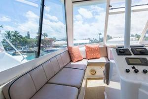 photo of Ocean-Yachts-Super-Sport-Enclosed-Bridge-2000-Stacked-Deck-Jupiter-Florida-United-States-Head-370596