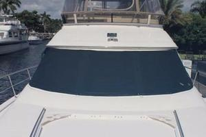 48' Sea Ray 480 Sedan Bridge 1999 Looking Aft