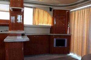 48' Sea Ray 480 Sedan Bridge 1999 Entertainment