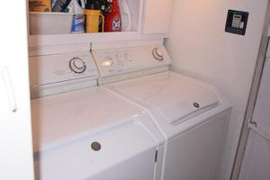 75' Burger Raised Pilothouse 1958 Laundry Room
