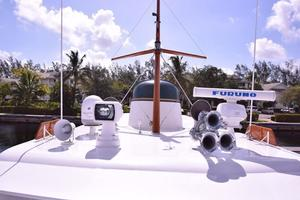 75' Burger Raised Pilothouse 1958 Top Deck
