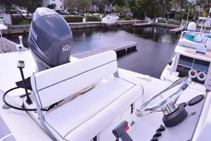 75' Burger Raised Pilothouse 1958 Tender with Seats