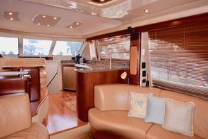 Sea-Ray-550-Sedan-Bridge-2005-March-Madness-Pompano-Beach-Florida-United-States-Salon-to-Galley-277841