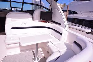 Sea-Ray-Sundancer-2008-Heaven-Sent-Miami-Beach-Florida-United-States-Aft-Deck-Seating-and-Table-369174