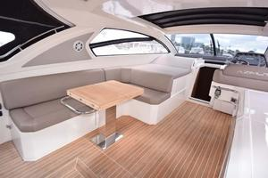 48' Azimut 48 ATLANTIS 2013 Cockpit Seating to Port Side