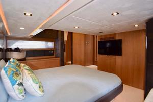 48' Azimut 48 ATLANTIS 2013 Owners Quarters View to Head