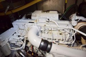 48' Azimut 48 ATLANTIS 2013 Port Engine