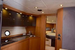 48' Azimut 48 ATLANTIS 2013 Galley and Salon Overview