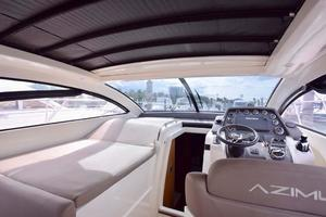 48' Azimut 48 ATLANTIS 2013 Port Side Chaise and Helm