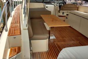 48' Azimut 48 ATLANTIS 2013 Port Side Main Deck View from Breezeway