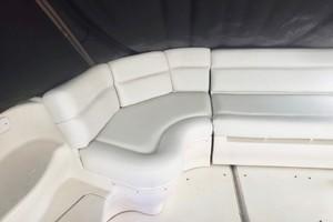 54' Sea Ray Sundancer 2001 Cockpit Seating