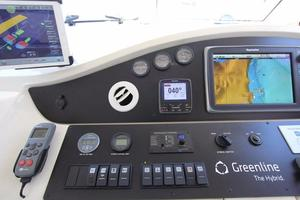 photo of Greenline-33-300-2014-Inspiration-Annapolis-Maryland-United-States-Helm-Detail-923128