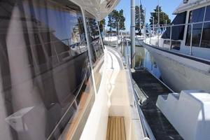 photo of Greenline-33-300-2014-Inspiration-Annapolis-Maryland-United-States-Stbd-Deck-Looking-Fwd-923118
