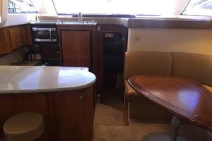 photo of Carver-466-Motor-Yacht-2001-Rollin-in-the-Tides-Pensacola-Florida-United-States-Salon-Settee-and-Dinette-377474