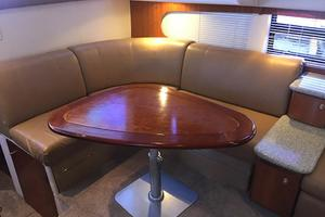 photo of Carver-466-Motor-Yacht-2001-Rollin-in-the-Tides-Pensacola-Florida-United-States-Dinette-377482