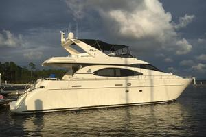 70' Azimut Sea Jet 2000 Starboard View