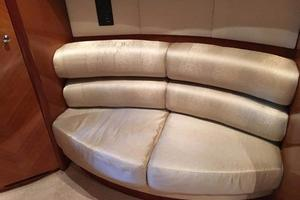70' Azimut Sea Jet 2000 Custom Settee