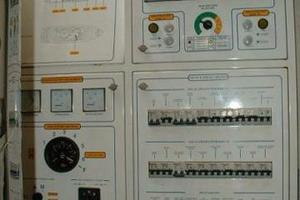 70' Azimut Sea Jet 2000 Distribution Panel