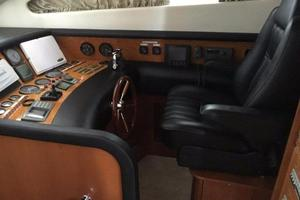 70' Azimut Sea Jet 2000 Lower Helm Chair