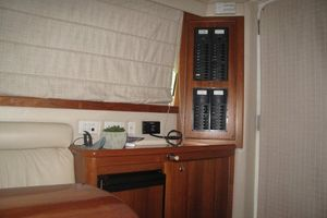 photo of Riviera-Flybridge-2004-No-Name-Curacao-Netherlands-Antilles-(NL)-Electrical-Panel-924165