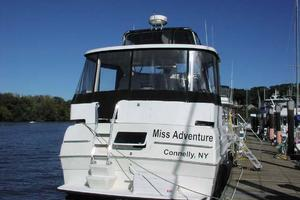 photo of Silverton-AFT-CABIN-1995-Miss-Adventure-II-Kingston-New-York-United-States-Stern-View-373781