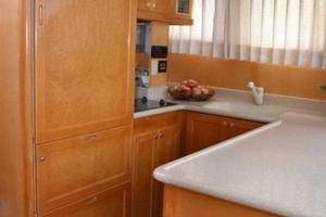 57' McKinna Raised Pilothouse 1999 Galley