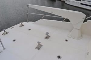 57' McKinna Raised Pilothouse 1999 Dinghy Davit