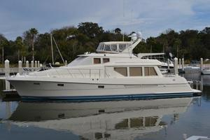 57' McKinna Raised Pilothouse 1999 Profile