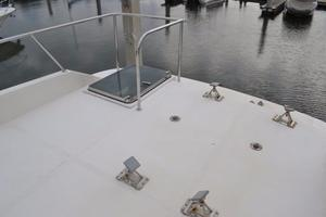 57' McKinna Raised Pilothouse 1999 Bridge