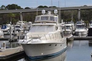 57' McKinna Raised Pilothouse 1999 Bow