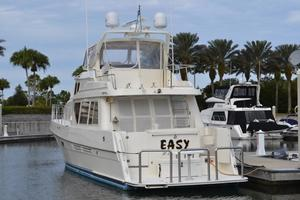 57' McKinna Raised Pilothouse 1999 Stern