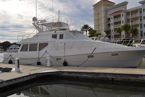 57' McKinna Raised Pilothouse 1999 Starboard