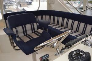 57' McKinna Raised Pilothouse 1999 Bridge Helm