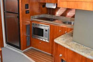 46' Cruisers Yachts 46 Express 2008 Galley