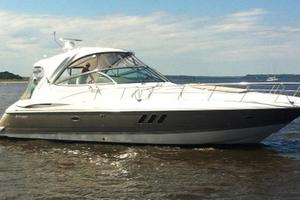 46' Cruisers Yachts 46 Express 2008 Profile