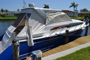 43' Chris-Craft Roamer 2003 Starboard