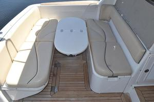 43' Chris-Craft Roamer 2003 Cockpit