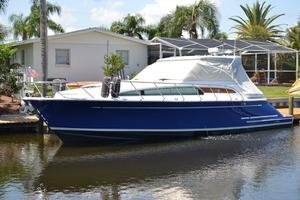 43' Chris-Craft Roamer 2003 Port