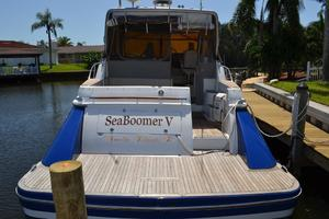 43' Chris-Craft Roamer 2003 Stern
