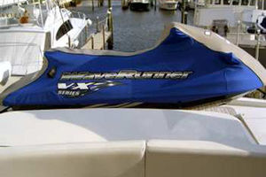 80' Sunseeker Manhattan 80 1999 Wave Runner